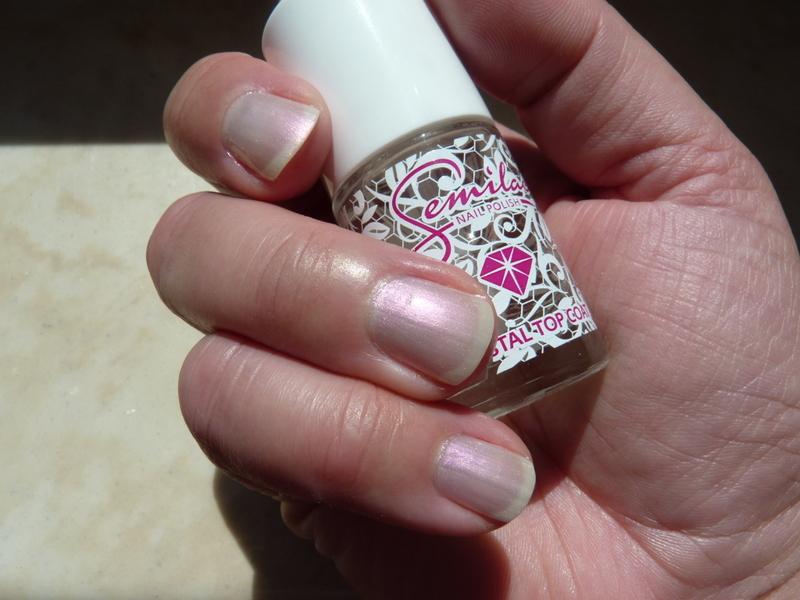 utwardzacz do lakieru do paznokcji, trwały manicure