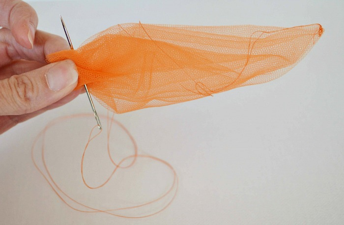 How To Sew A Carrot For Easter