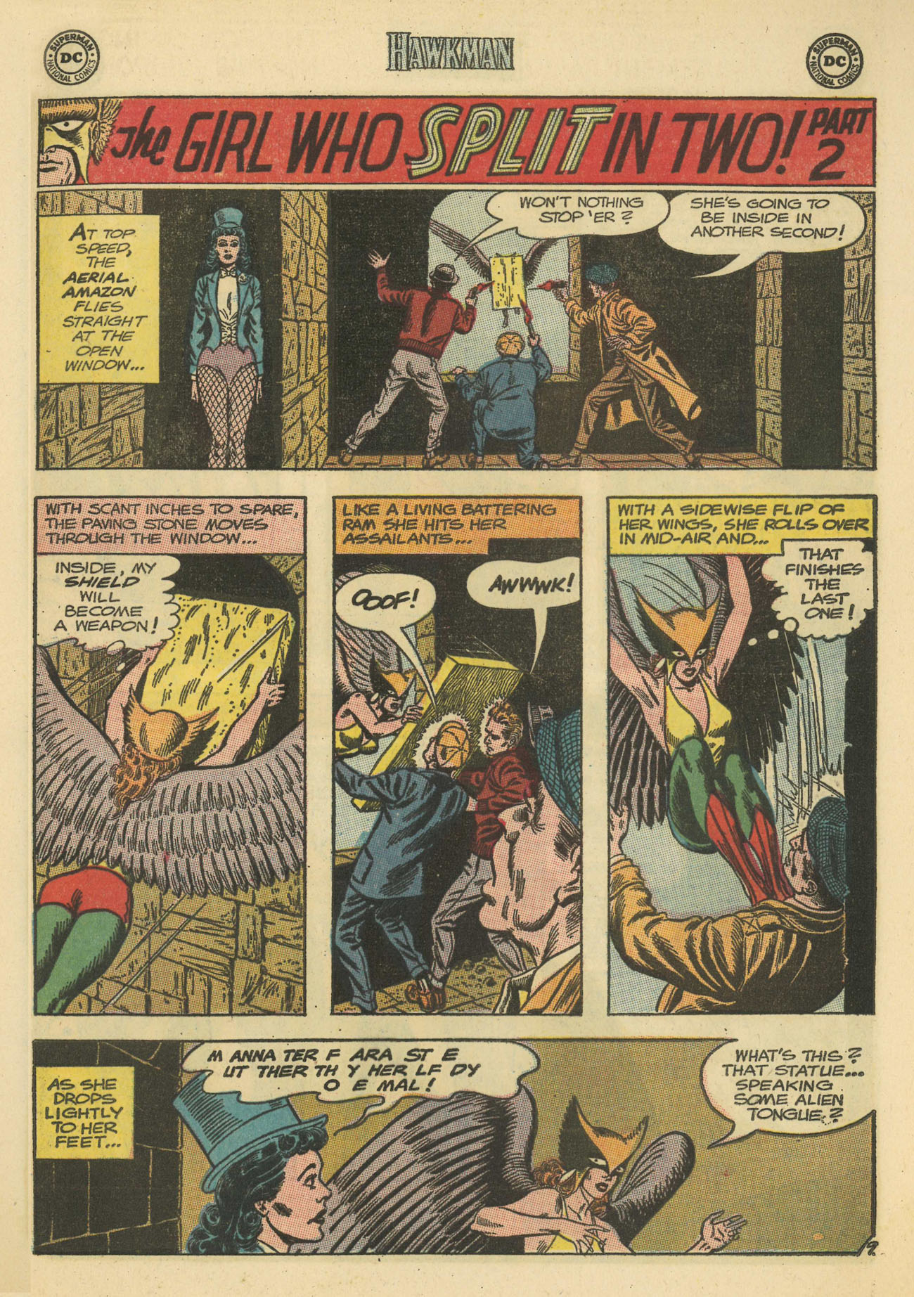 Hawkman (1964) issue 4 - Page 13