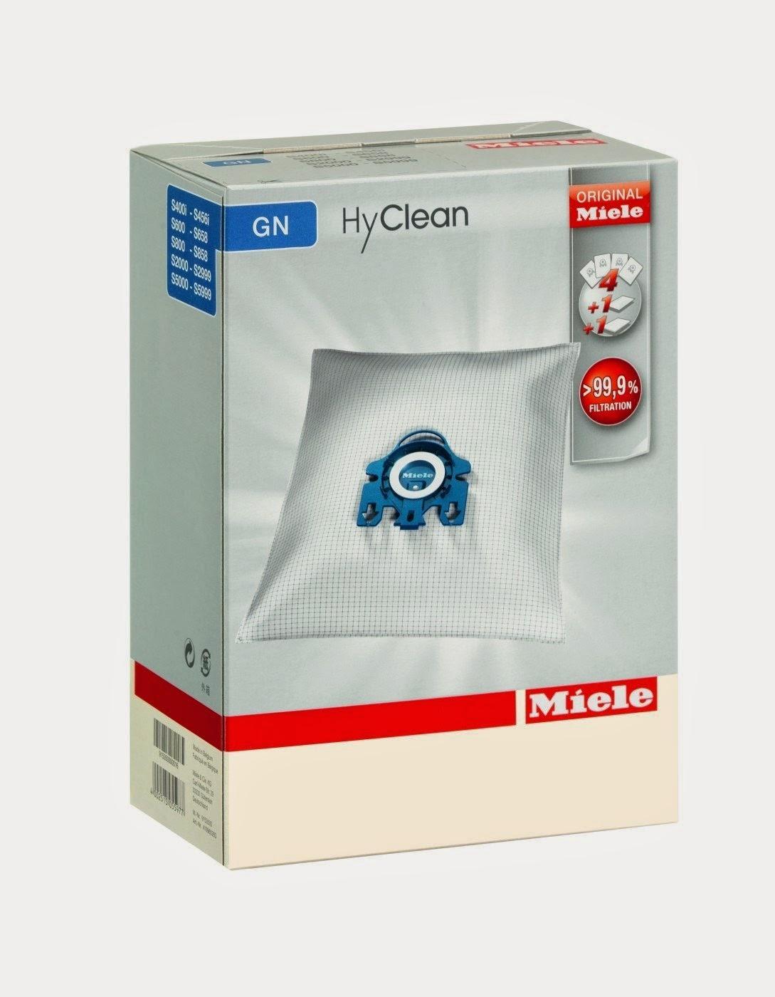 Miele Vacuum Bags