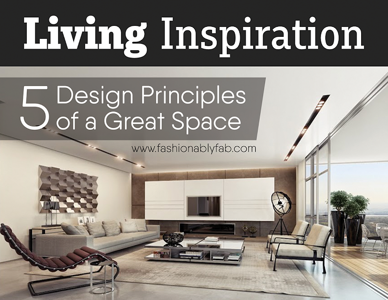 How to Design a Great Space, Great Home Decor Decorations
