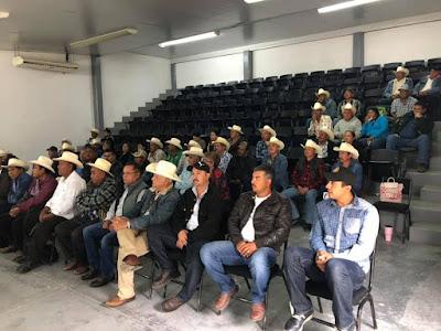 Ejidatarios del municipio de Álamos recibieron capacitación por parte de la asociación de silvicultores del Sur del Estado