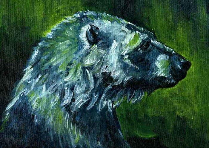 Белые медведи. Christine Montague