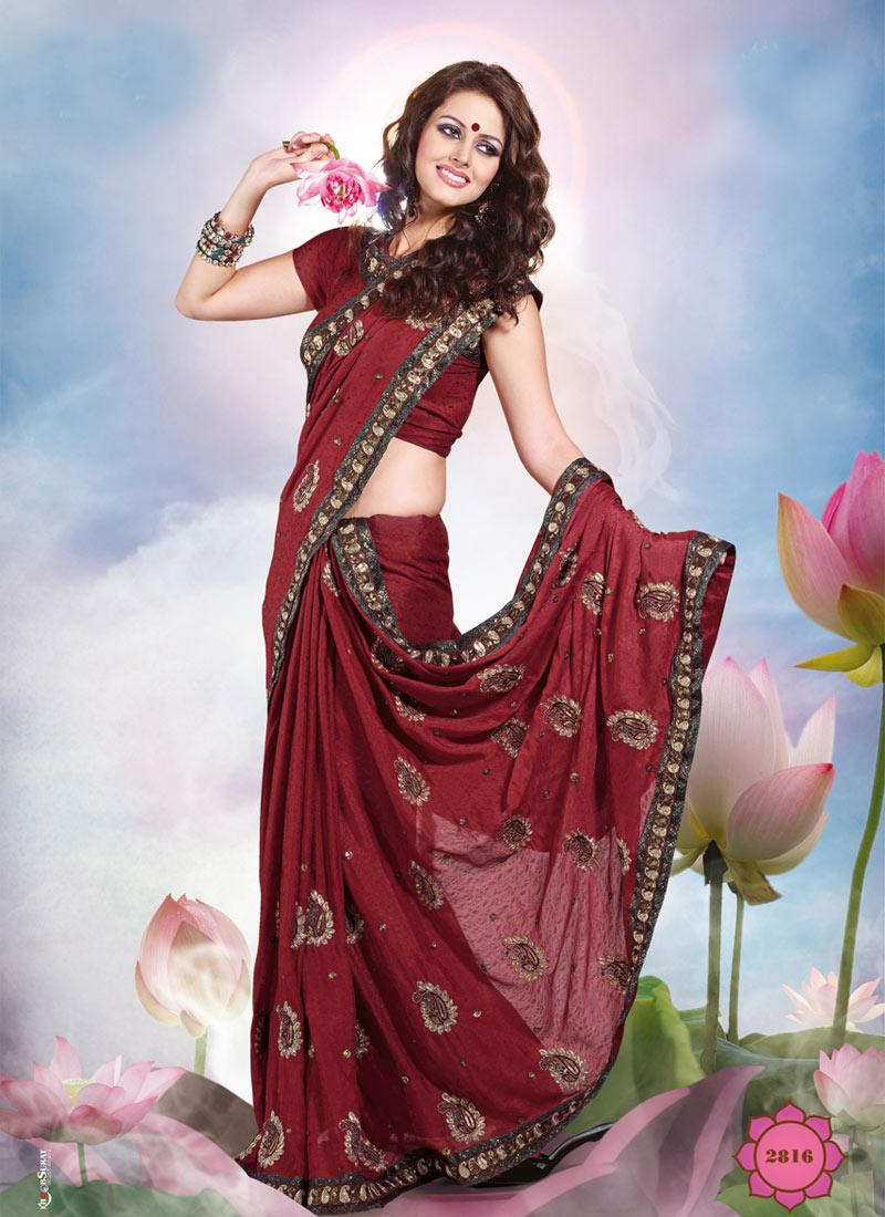 Diwali Special Festival Sarees Latest Fashion Sarees