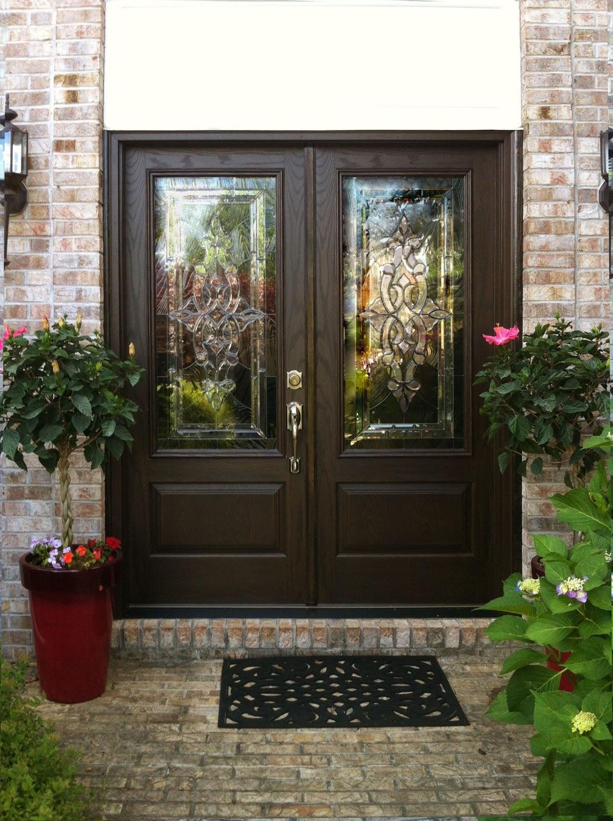 River Doors Feather River Door Bellante Wrought Iron: Silverdale Exterior Door