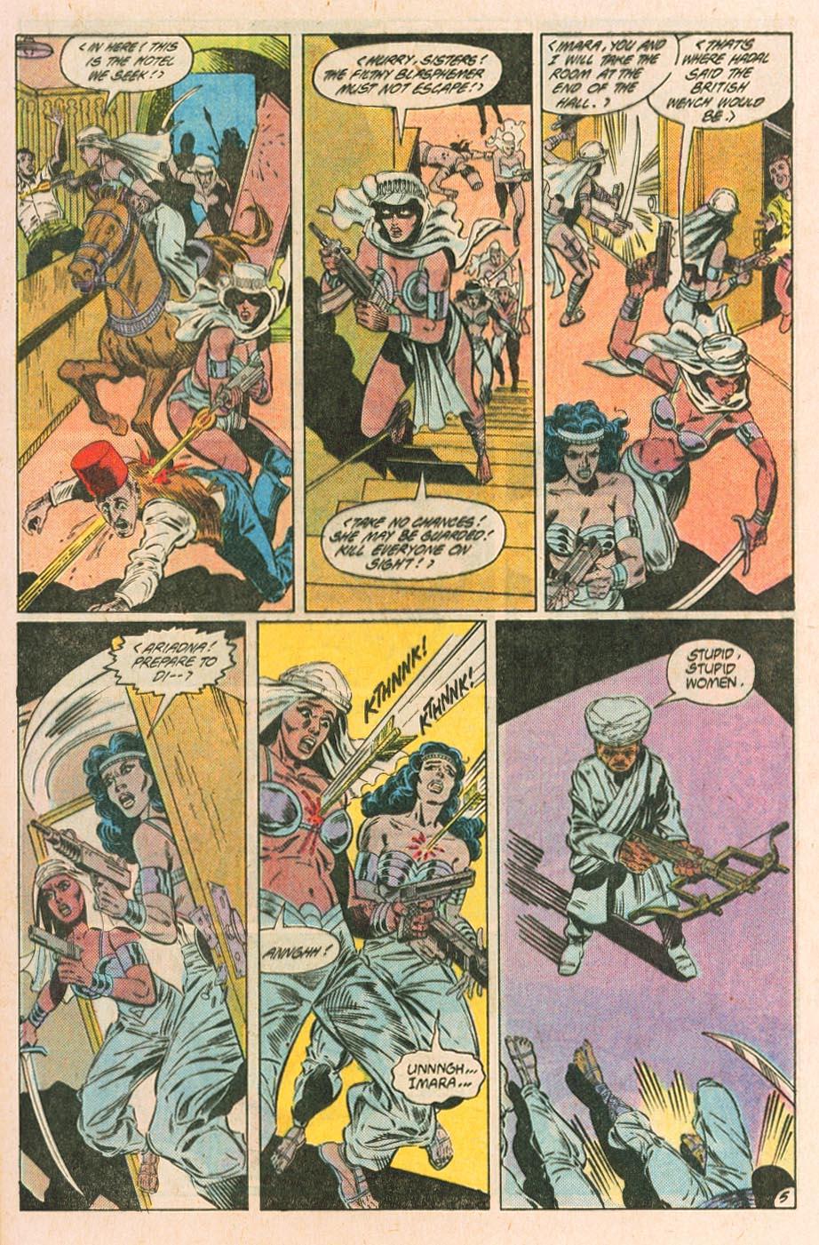 Read online Wonder Woman (1987) comic -  Issue #31 - 7