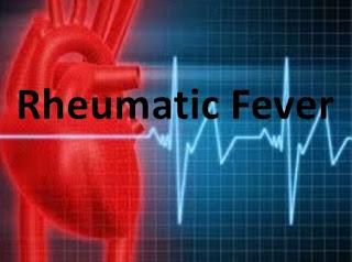 الحمى الرثوية  rheumatic fever
