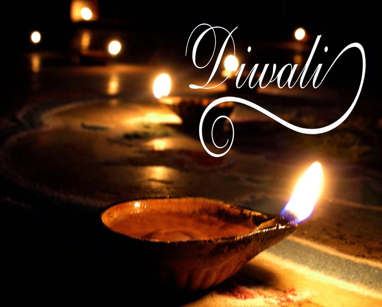 diya-deepavali-wallpaper