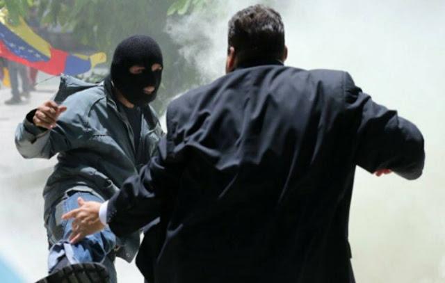 GNB no hizo nada ante ataques y secuestro a la Asamblea Nacional