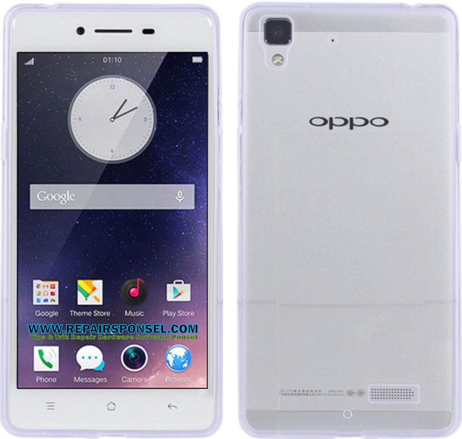 Cara Flash Oppo R7 via microSD  Flash  Reset