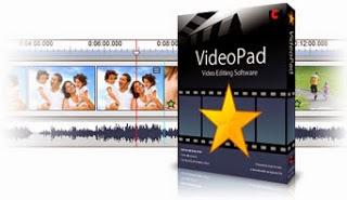 VideoPad Video Editor Professional Free