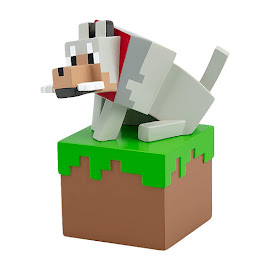 Minecraft Jinx Wolf Other Figure
