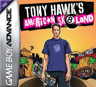 Tony Hawk's American Sk8land ( BR ) [ GBA ]