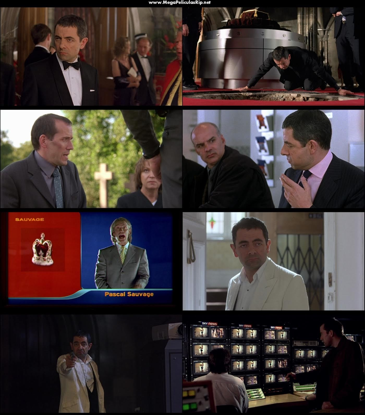 Johnny English 1080p Latino