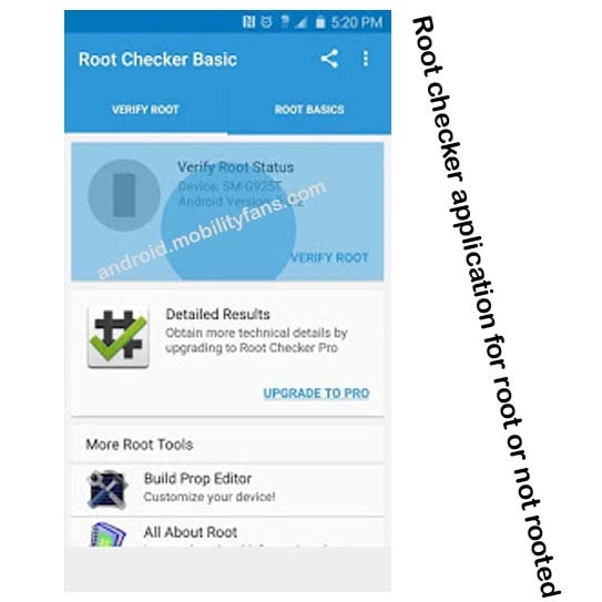 check Cheers Smart 5 rooted or not-rooted
