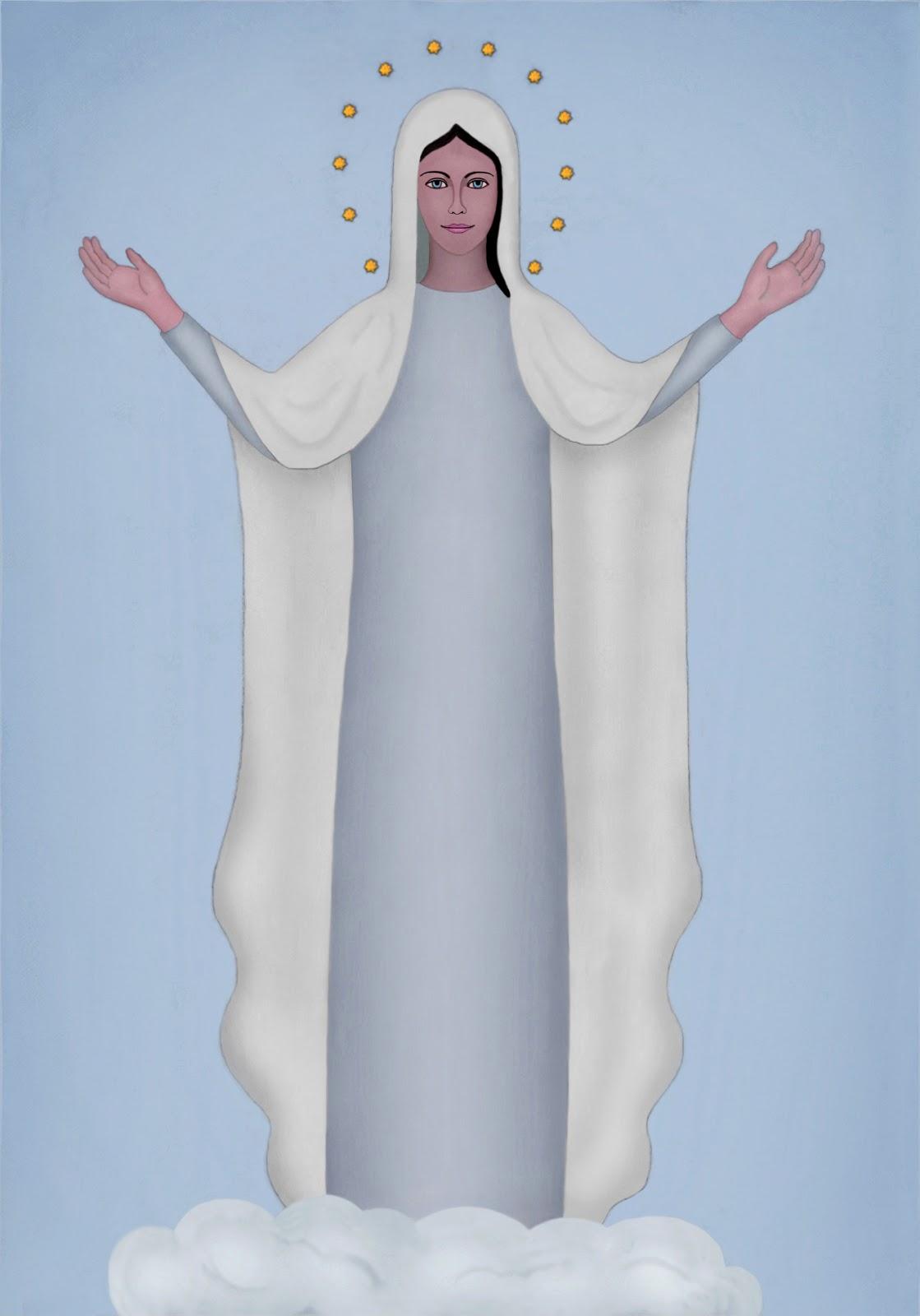Santo Volto di Ges Madonna di Medjugorje