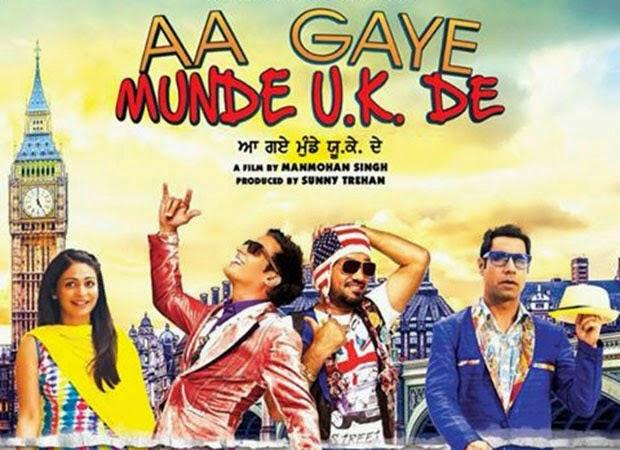 Aa Gaye Munde UK De - Nishan Bhullar