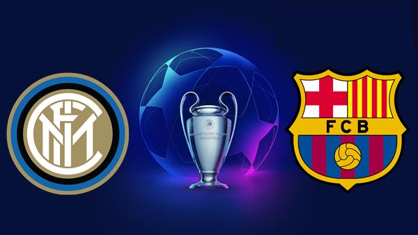 مشاهدة مباراة برشلونة وانتر ميلان بث مباشر 10-12-2019 أبطال أوروبا