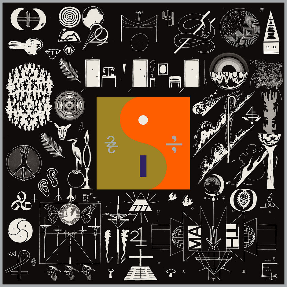 Bon Iver - 22, A Million - Album (2016) [iTunes Plus AAC M4A]