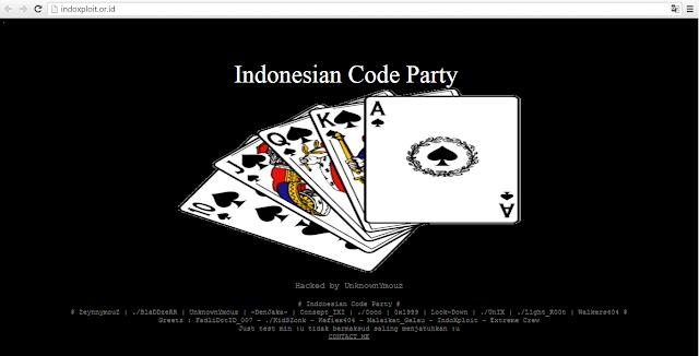 Image Result For Cara Hack Situs