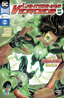DC Renascimento: Lanternas Verdes #36