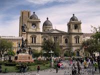 cattedrale la paz