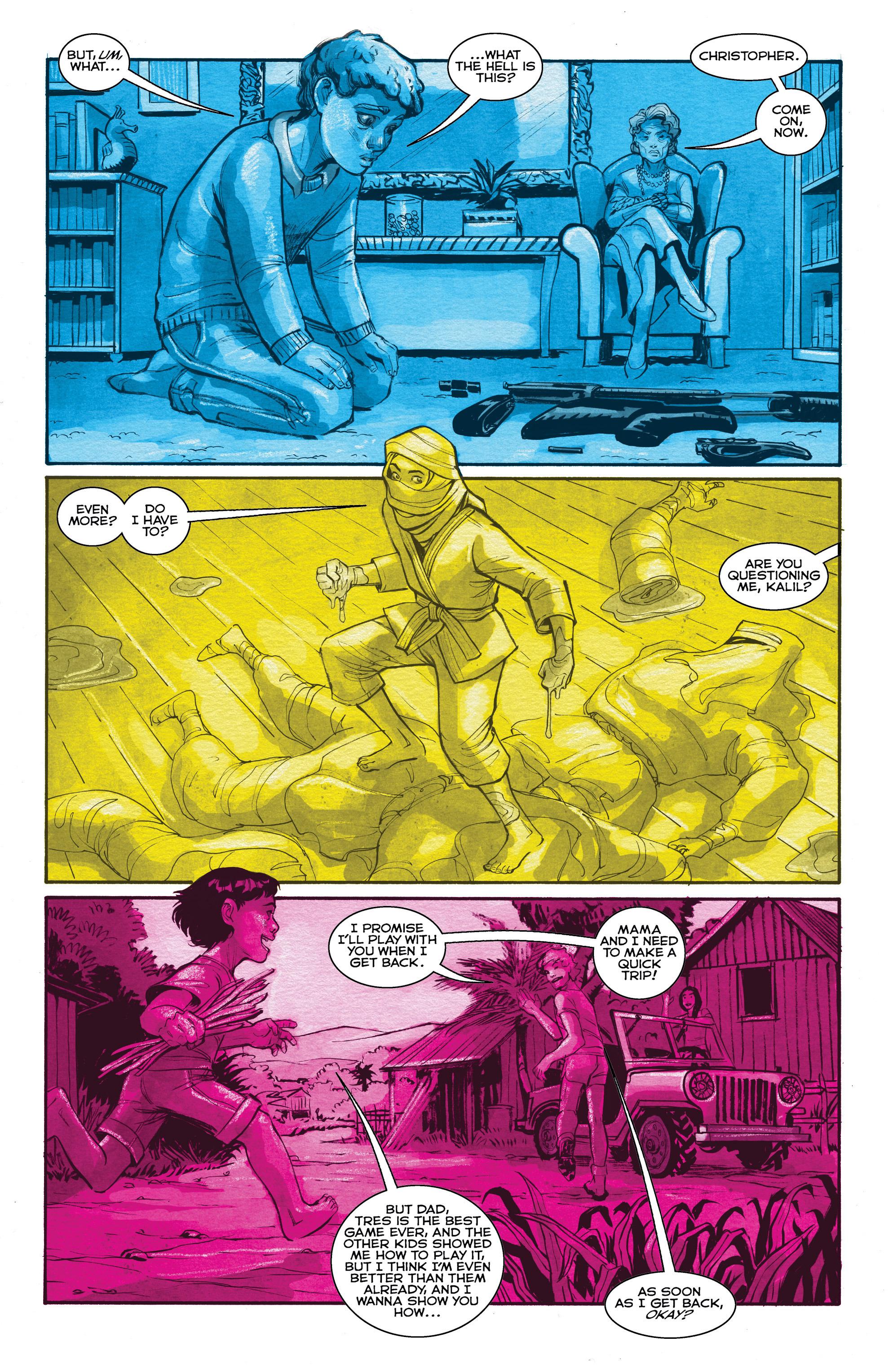 Read online Shutter comic -  Issue #19 - 12
