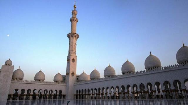 Masjid di Daerah Ini Diberi Nama 'Maria Ibu Yesus'