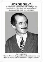 JORGE SILVA - O 2º Mandato