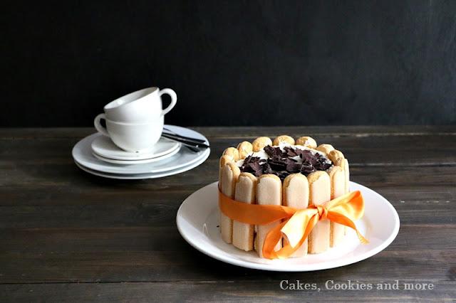 Tiramisu Torte mit Espresso
