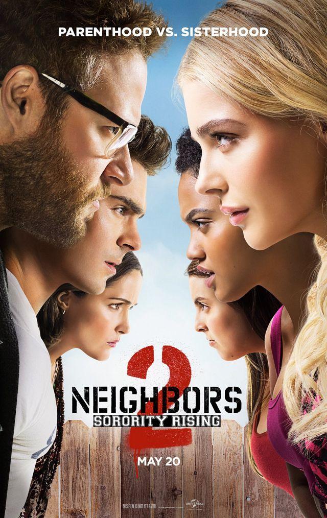 Neighbors 2: Sorority Rising (Má Vizinhança 2)