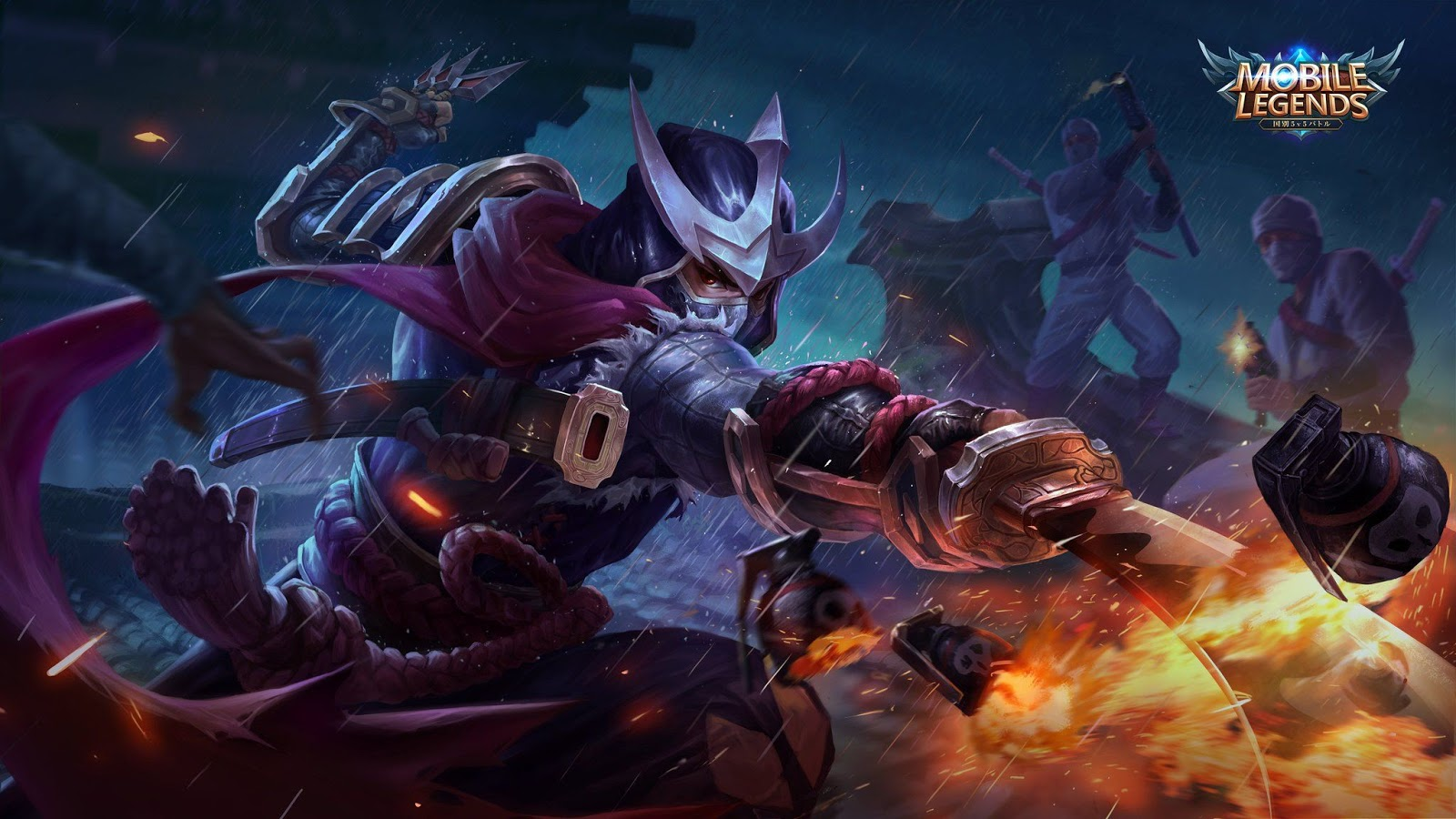 Gambar Mantab Jiwa 60 Wallpaper Hd Mobile Legends Terbaru