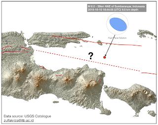 Gempa Situbondo dan Seismisitas di Wilayah Timur Jawa