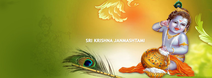 Janmashtami Images for Facebook