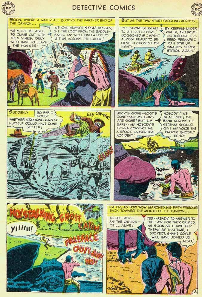 Read online Detective Comics (1937) comic -  Issue #174 - 46