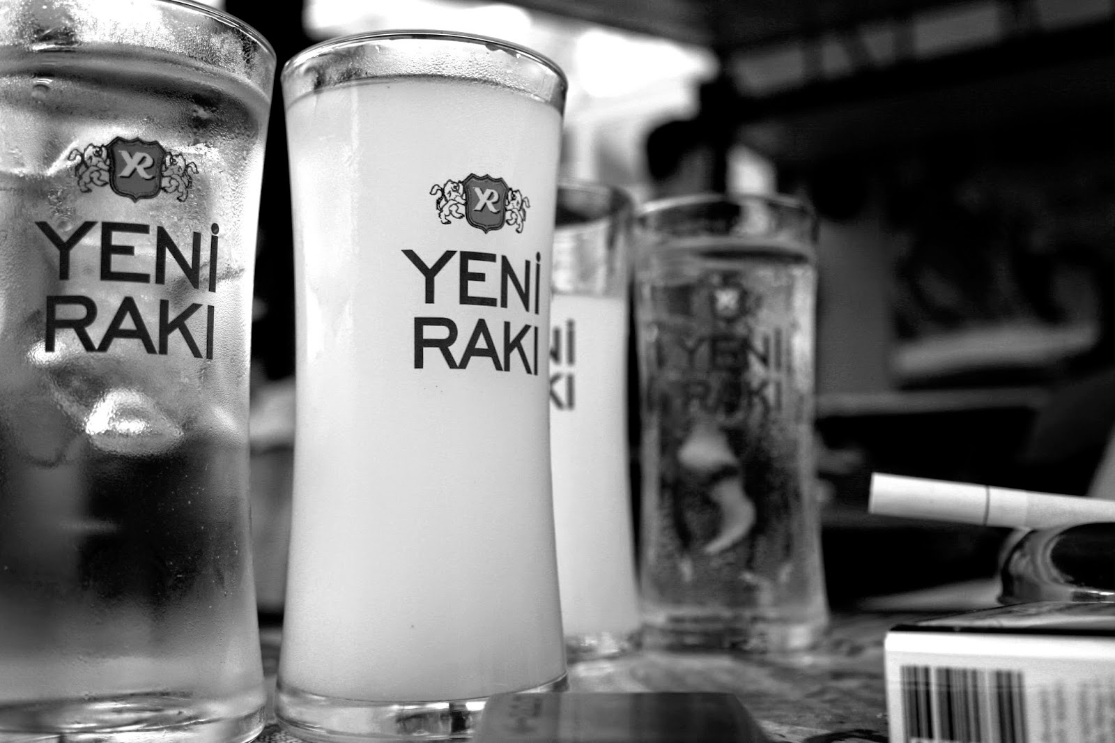 Bebida Raki