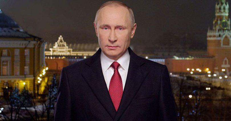 Β. Πούτιν: «Ο Μέγας Αλέξανδρος ήταν Έλληνας» (βίντεο)