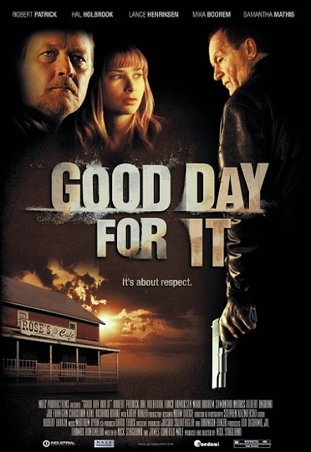 Good Day for It (2011) ταινιες online seires oipeirates greek subs