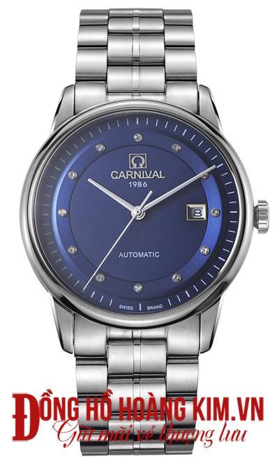 Giá đồng hồ nam Carnival 1986 chính hãng Thụy Sỹ
