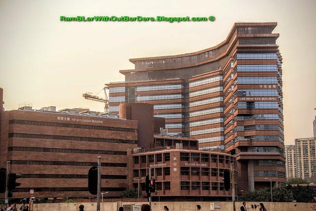 HK Polytechnic University, Hung Hom, Hong Kong