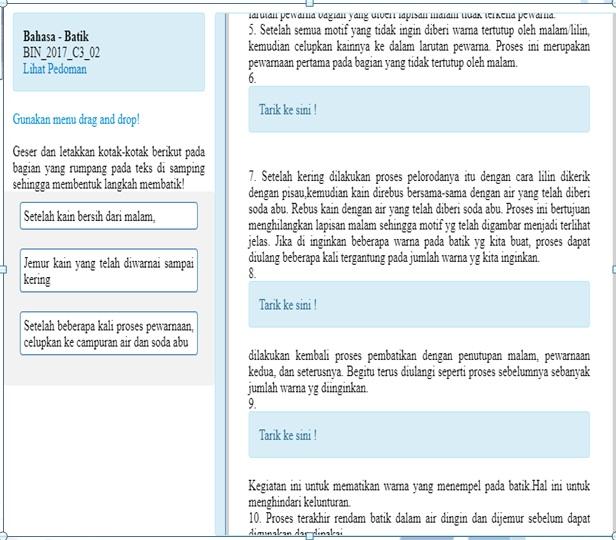 Contoh Soal Akm Bahasa Inggris Smp Terbaru 2019