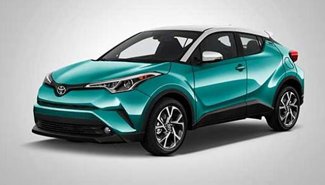 2018 Toyota CHR XLE Specs and Price