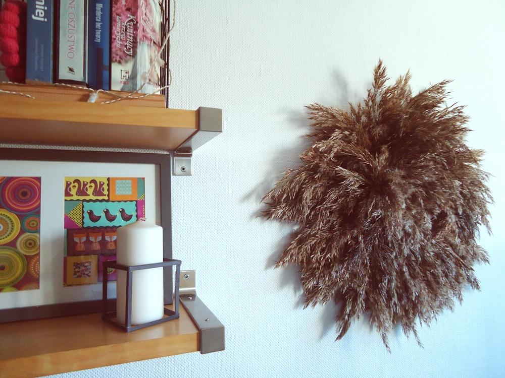 boho style, juju hat, dekoracja na ścianę