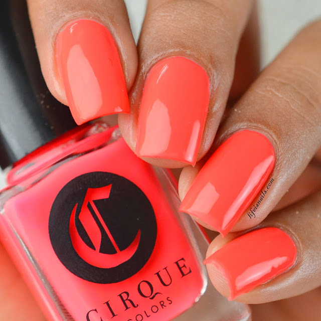 Cirque colors Sin city