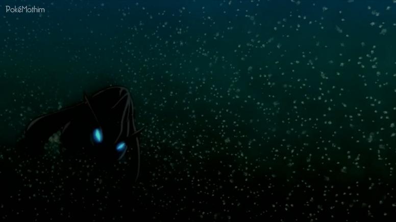 Lugia no fundo do mar Filme 02