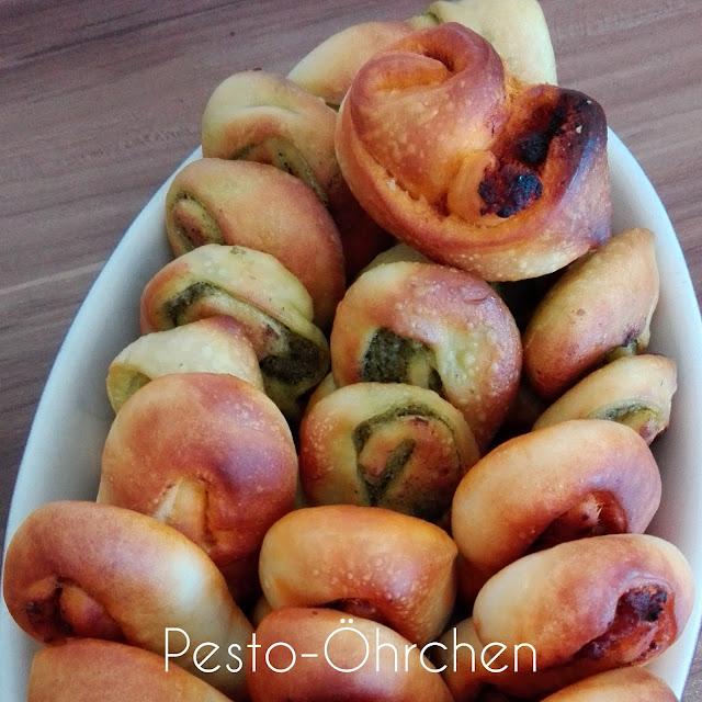 [Food] Pesto-Öhrchen