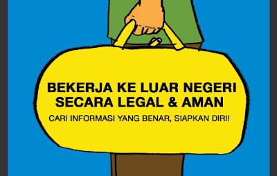 PJTKI terpercaya Indonesia Timur: Mataram, Lombok, Bima, Kupang