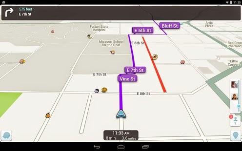 waze social gps maps traffic apk offline installer. Black Bedroom Furniture Sets. Home Design Ideas
