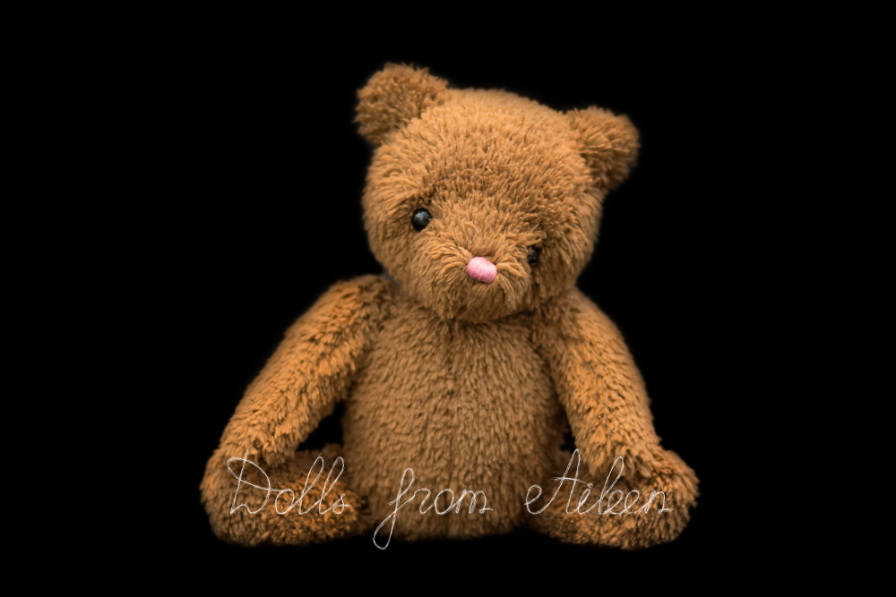 OOAK Artist Teddy Bear sitting