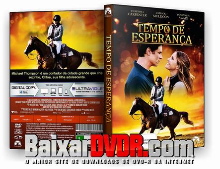 Tempo de Esperança (2017) DVD-R OFICIAL